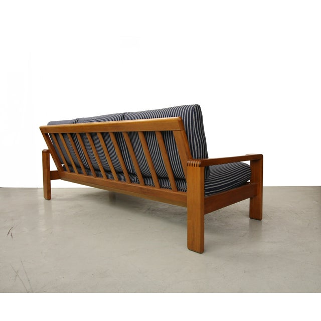 Mid Century Teak Danish Sofa by HW Klein - Image 4 of 6