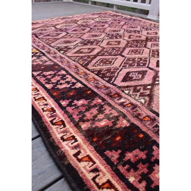 "Antique Persian Bidjar Rug - 5'2"" X 8'2"" - Image 4 of 9"