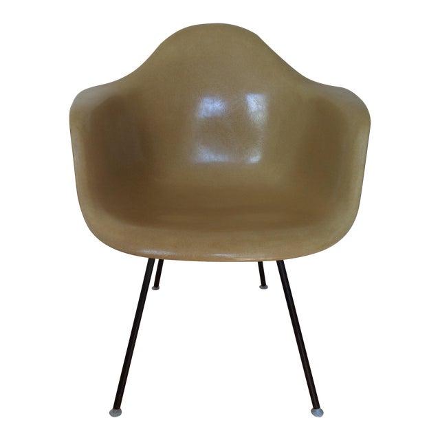 Vintage Herman Miller Eames Fiberglass Armchair - Image 1 of 8