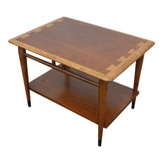 Lane Dovetail Top Side Table