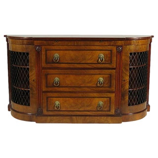 20th Century Regency Style Sideboard