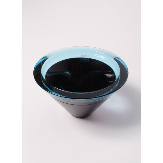 Image of Mid-Century Studio Glass Bowl