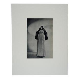 Vintage Fashion Photogravure by Cecil Beaton