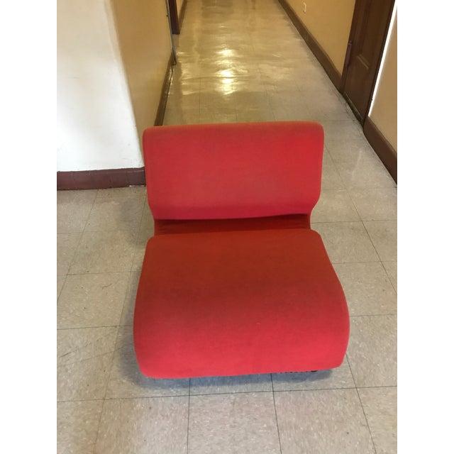 Orange Herman Miller Chadwick Modular Seating - Image 8 of 11