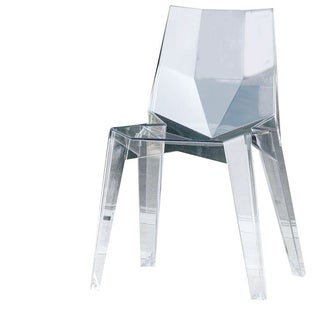 Bonaldo Clear Indoor or Outdoor Chair
