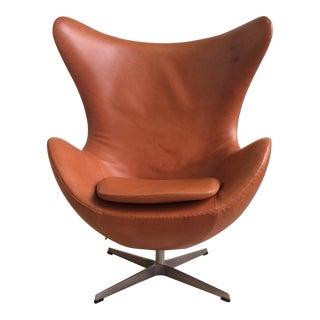 Arne Jacobsen for Fritz Hansen Egg Lounger