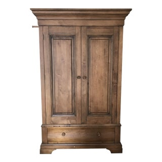 Ethan Allen New Country Armoire