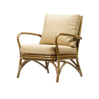 Selamat Designs Soren Nutmeg Occasional Chair