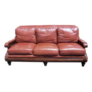 Hancock & Moore Somerset Sofa with Cane Sides