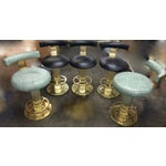 Image of Designs for Leisure Reeded Column Bar Stools - 5