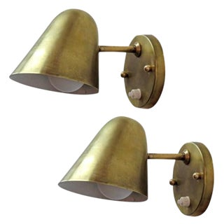 Jacques Biny Wall Lights - A Pair