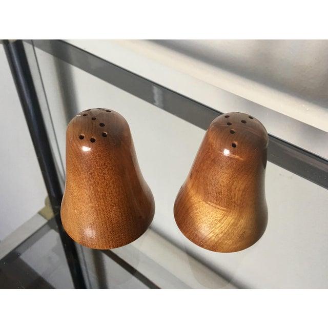 """Danish Modern """"S & P"""" Salt & Pepper Shakers - Image 2 of 5"""