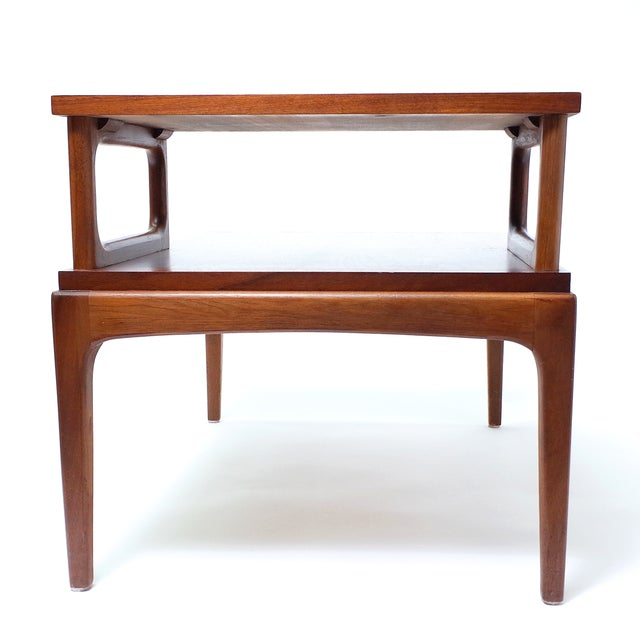 Image of Lane Furniture Two-Tier SideTable