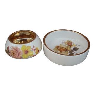Prinknash Pottery Smoking Set