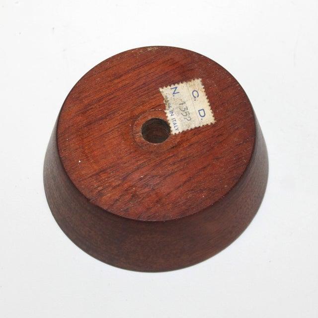 Image of Mid-Century Modern Raymor Italian Pottery Lamp