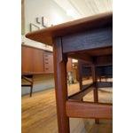Image of Danish Teak Side Table by Mogens Hansen