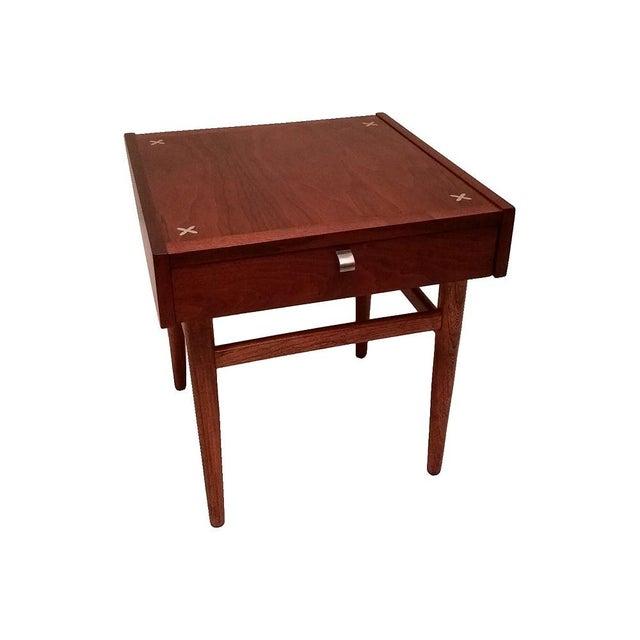 Image of American of Martinsville Lamp Table
