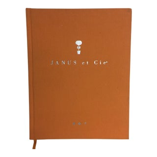 """""""Janus Et Cie"""" Interior/Exterior 2010 Coffee Table Book"""