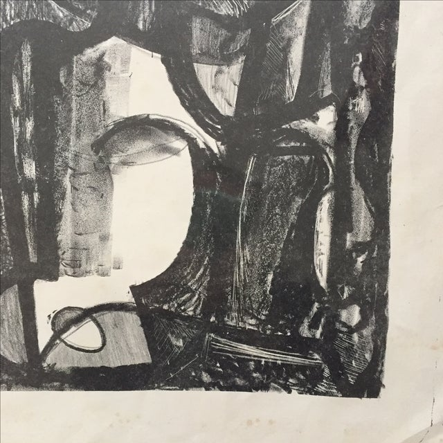 Untitled by Richard Ayer Print - Image 4 of 4