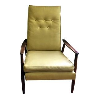 Milo Baughman Recliner Lounge Chair