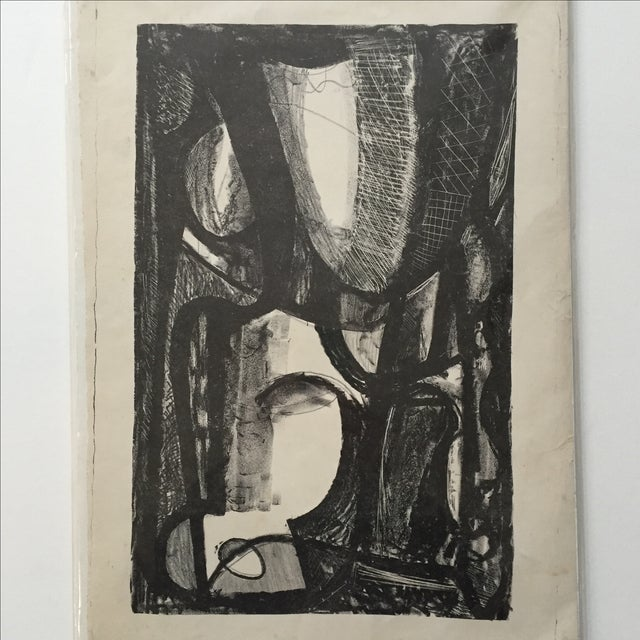 Untitled by Richard Ayer Print - Image 3 of 4