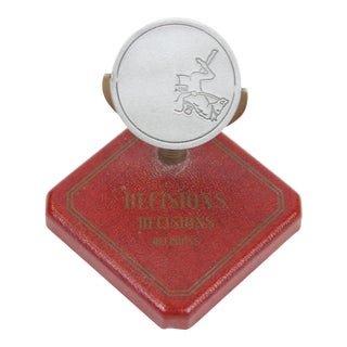Decisions Horse Heads/Tails Coin Spinner