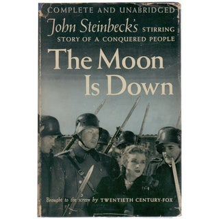 """""""The Moon Is Down"""" by John Steinbeck"""