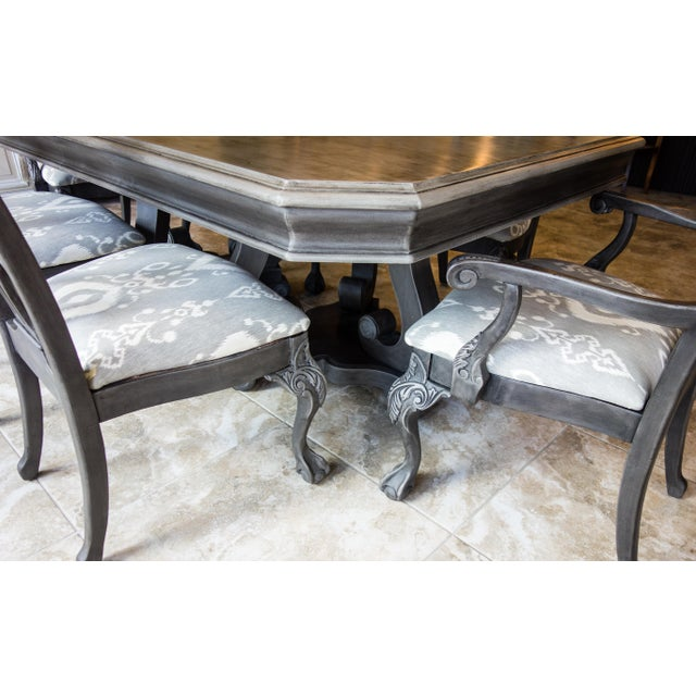 Reproduction Chippendale Dining Set - Image 9 of 11