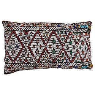 Moroccan Diamond Pillow Sham