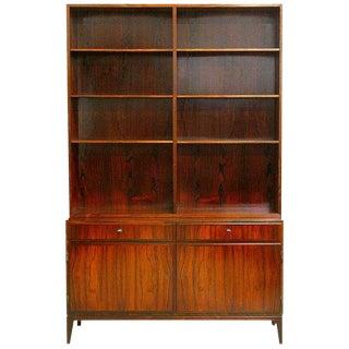 Rosewood Bookcase by Gunni Omann for Omann Jun