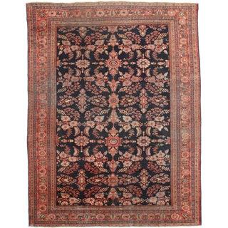 RugsinDallas Hand Knotted Persian Mahal Rug - 10′4″ × 13′7″