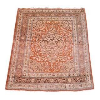 Tabriz Scatter Rug in Subtle Soft Colors