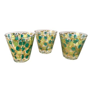 Georges Briard Bar Glasses - Set of 3