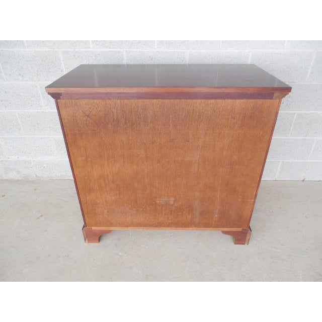 Craftique Chippendale Style Mahogany Dresser - Image 11 of 11