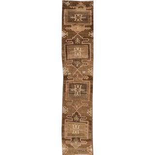 "Apadana - Vintage Turkish Anatolian Rug, 2'8"" x 14'"