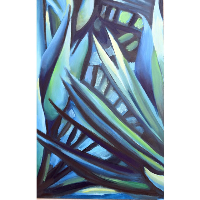 'Song of the Dark Leaves' Oil Painting - Image 9 of 9