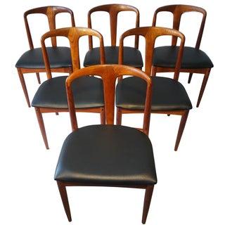 Johannes Andersen Juliane Chairs - Set of 6
