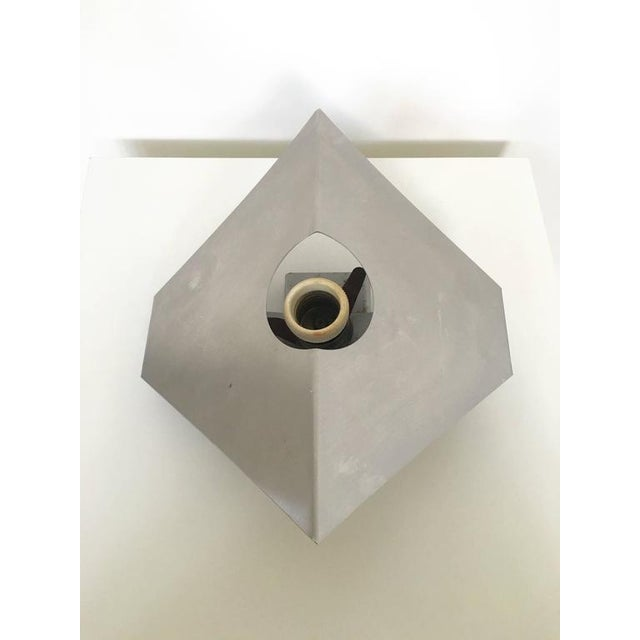 Metal Sconces in the Style of Max Sauze - A Pair - Image 7 of 10
