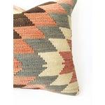 Image of Vintage Kilim Square Pillowcase
