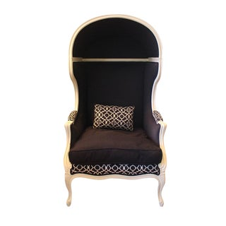 Porter Bonnet Top Chair
