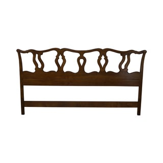 Quality French Louis XV Style King Size Headboard