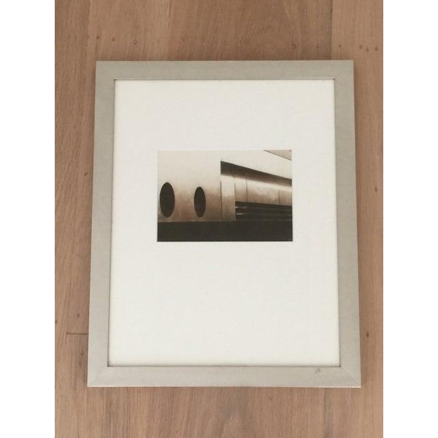 Modernist Framed Photograph - Image 6 of 8