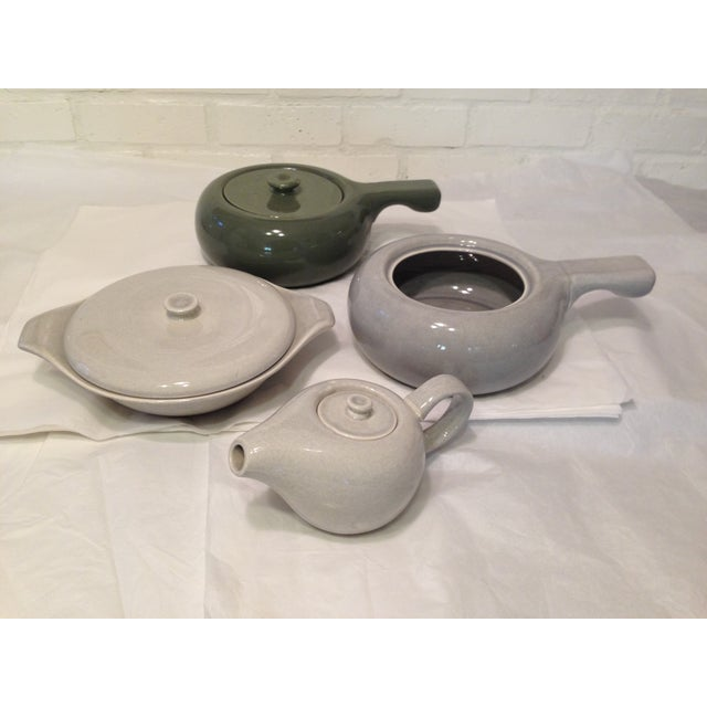 Russel Wright American Modern Serving Ware - S/4 - Image 2 of 11