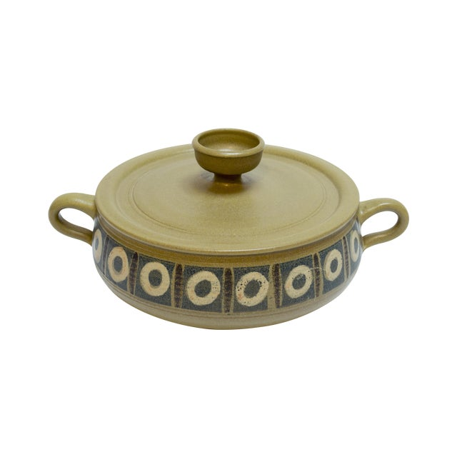 Image of 1960s Covered Serving Dish by Wishon-Harrell