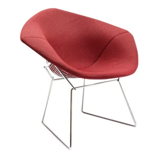 Vintage Knoll Bertoia Diamond Chair