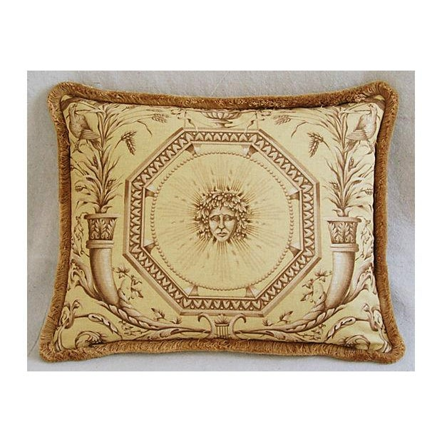 Designer Braemore Mythical Goddess Accent Pillow - Image 3 of 7