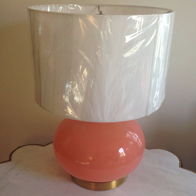 Image of Candace Coral Lamp