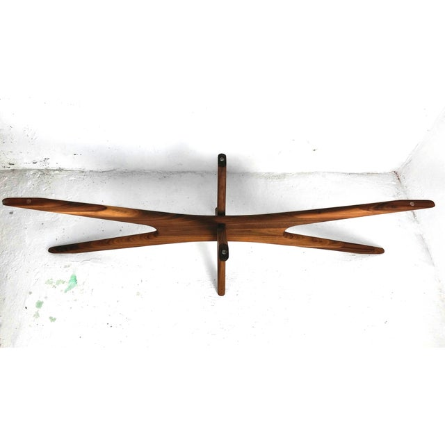 Adrian Pearsall Mid-Century Jacks Coffee Table - Image 7 of 8