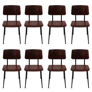Galvanitas Plywood Chairs - Set of 8