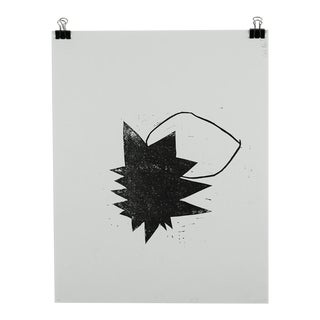 """Circle/Square/Triangle #2"" Print"